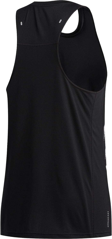 Hombre adidas Otr Singlet 3s Camiseta sin Mangas