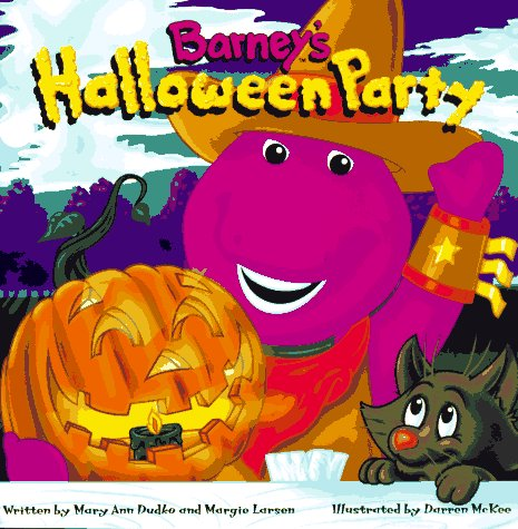 Barney's Halloween Party -