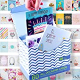 60 All Occasion Greeting Cards - Large