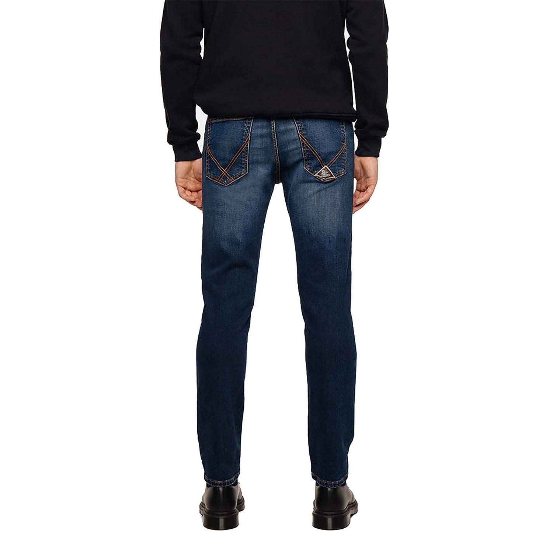 Jeans Uomo 529 Man Denim Joice Roy Rogers