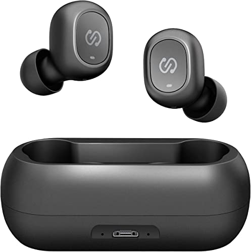 SoundPEATS TrueFree True Wireless Earbuds Bluetooth 5.0 in-Ear Stereo Bluetooth Headphone