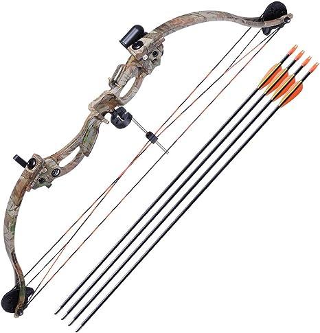 ASD Wildcat Archery Kids Compound Bow Childs Bow /& Arrow Set