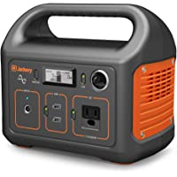 Jackery 110V/200W Portable Solar Generator for Outdoors Camping Travel Hunting Emergency
