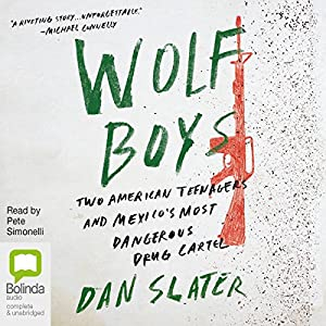 Wolf Boys Audiobook