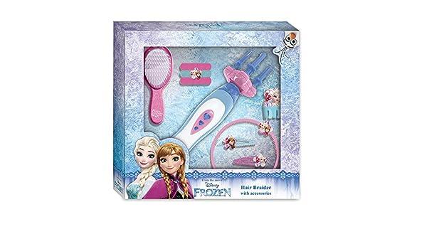 Rocco Juguetes wd17815 – Frozen – Rizador de Pelo con Accesorios: Amazon.es: Juguetes y juegos