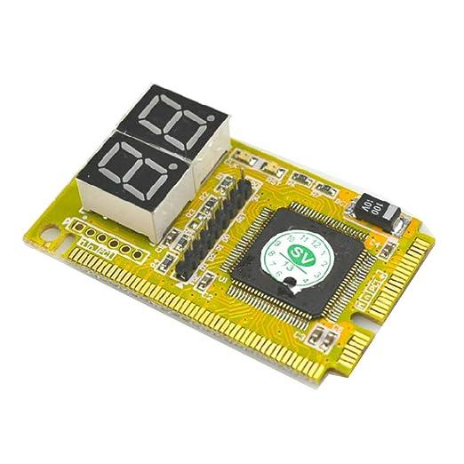 BIlinli 3 en 1 PCI/PCI-E/LPC Mini PC Analizador portátil Probador ...
