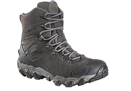 quality design 1e6a1 86ea8 Oboz Bridger 8 quot  Insulated BDry Hiking Boot - Men s ...