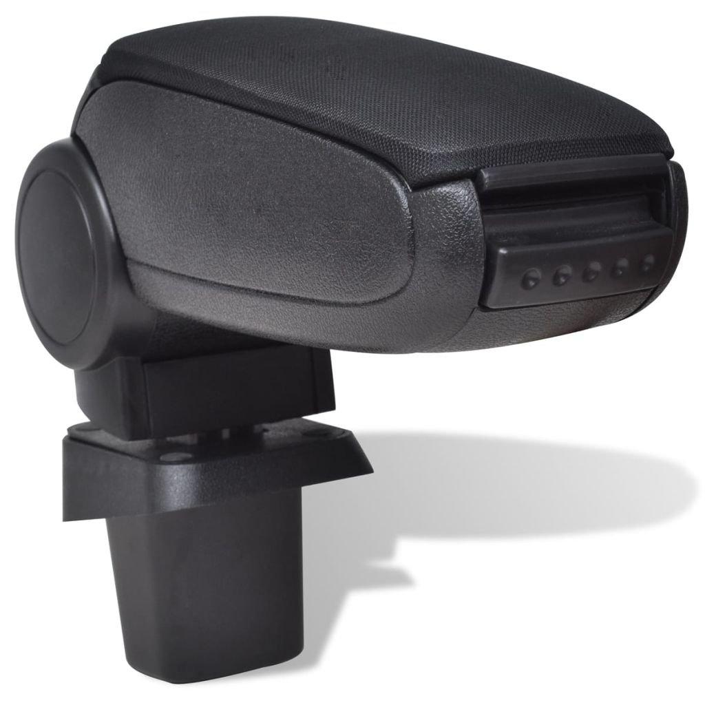 vidaXL Bracciolo per Sedile Auto Centrale Furgone Console di Appoggio