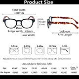 Reading Glasses Fashion Men and Women Readers