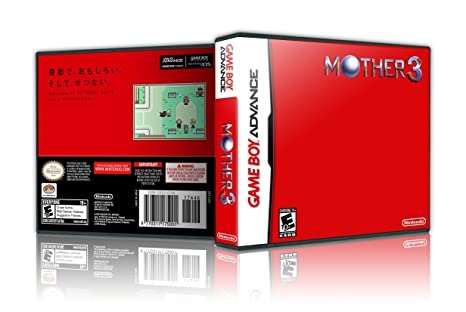 Cool_Spot) - Mother 3 for Gameboy Advance (GBA) English version