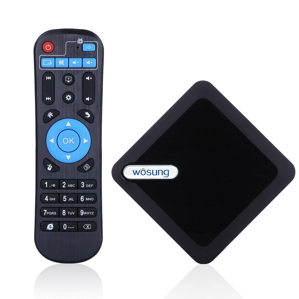 Android 6.0 tv box,2017 Model 95X Amlogic S905X smart TV Box RAM 1G 8G EMMC Quad Core Mali 450 4K 3D 64 Bits Set Top Box
