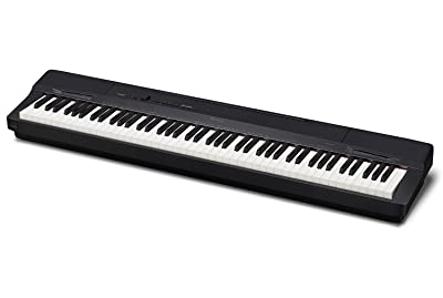Casio Privia PX160BK Digital Piano Review