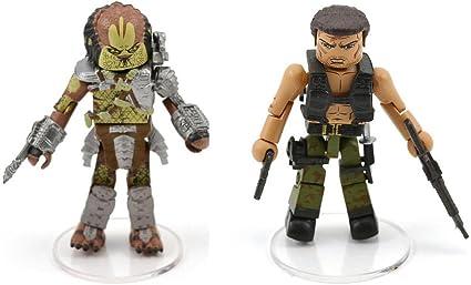 Predator Minimates série 1 CITY HUNTER PREDATOR