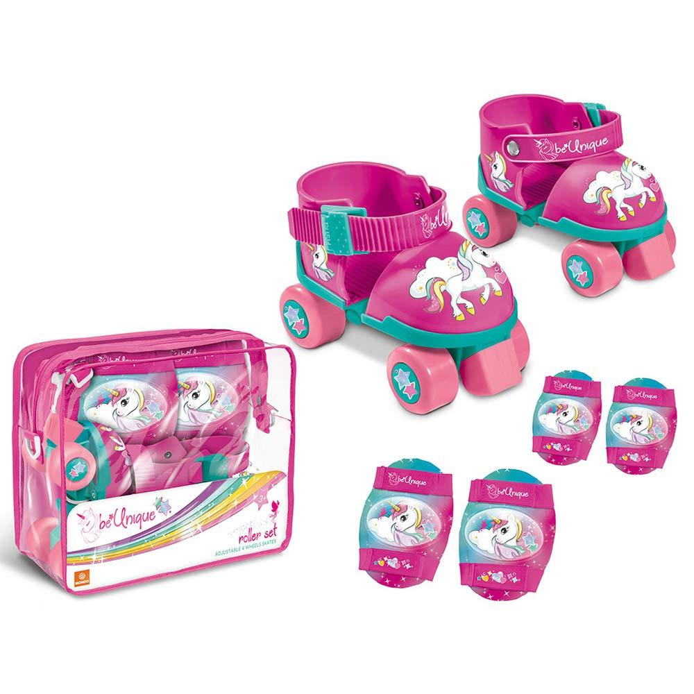 Mondo-28511 Unicorn Schlittschuhe pink 28511