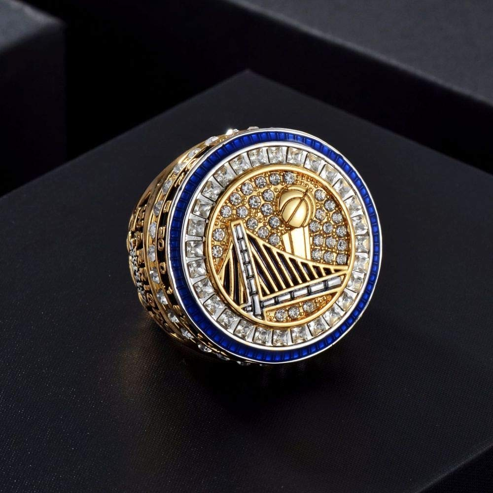 G-J Champion Ring Fan High-End Collezione Ring Fans Decorazione Regalo Anello Durant Number9 Durant number12