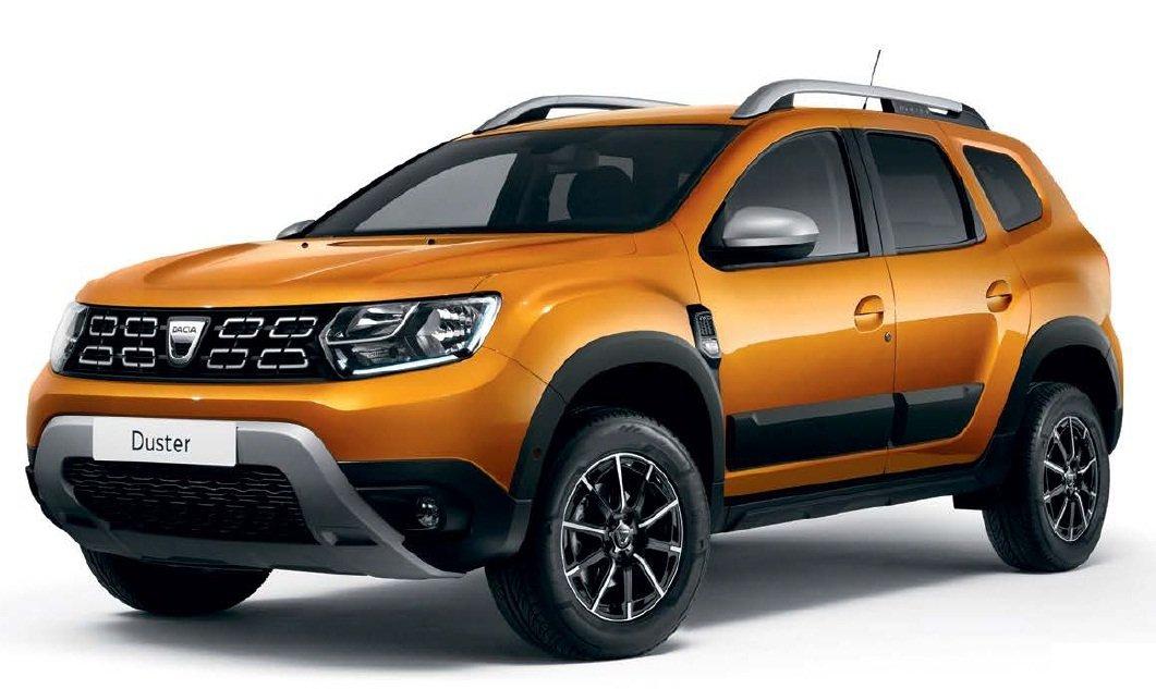 Dacia Duster II (2018-) - Kit de molduras de protección Lateral Original: Amazon.es: Coche y moto