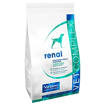 Vibrac Vetcomplex Cardio renal croqueta para perro 7,5 kg: Amazon.es: Productos para mascotas
