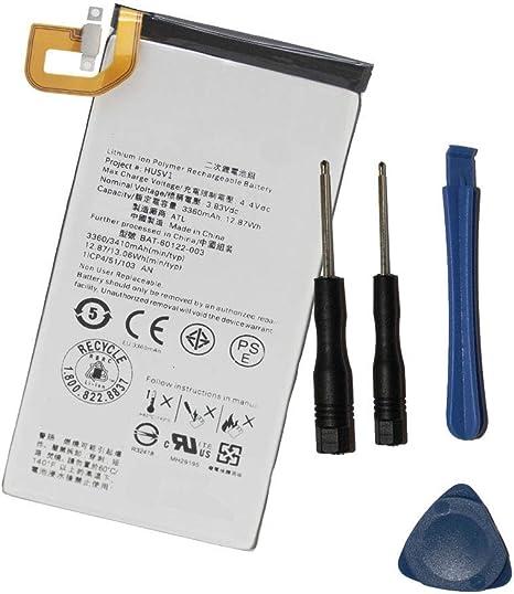BAT-60122-003 Battery For Blackberry Priv STV-100 STV100-1 STV100-2 XLTE Venice
