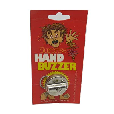 Loftus Surprise Hand Buzzer: Toys & Games