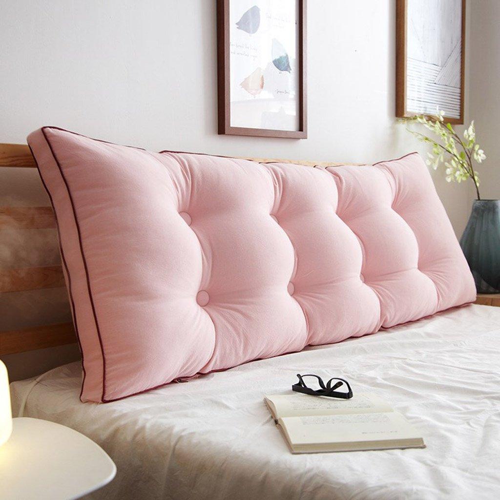 Pillow.Z ZWL Cojín | 2018 Nuevo | Cojines para sofá | Cojines rectangulares | Almohadas de la sala de estar | Respaldo de cabecera | Hogar grande moda. z (Color : # 4, Tamaño : 60*20*50cm) Zhangweilian