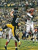 Autographed Jesse James Pittsburgh Steelers 8x10 Photo