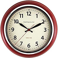 12.5 in. H Cayenne Wall Clock
