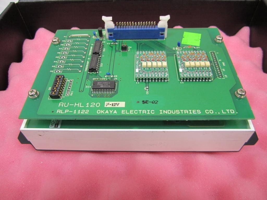 Okaya Ru Hl120 Ruhl120 Circuit Board Assembly Electronic Industries Industrial Scientific