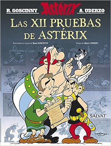 Las XII pruebas de Astérix. Edición 2016 (Castellano - A Partir De 10 Años - Astérix - Especiales)