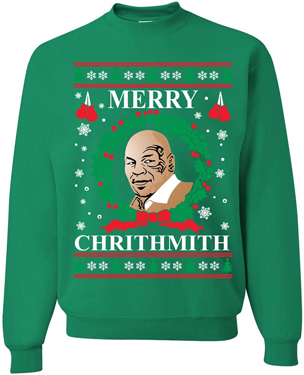 Top 10 The Office Christmas Sweater Men