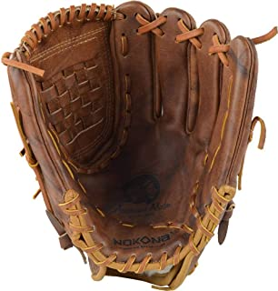 "product image for Nokona Classic Walnut WS-1300C 13"" Closed Web Softball Glove - RHT"