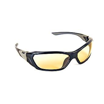 Forceflex 3010 ASA698-12M-03R - Gafas protectoras, color azul oscuro y marrón