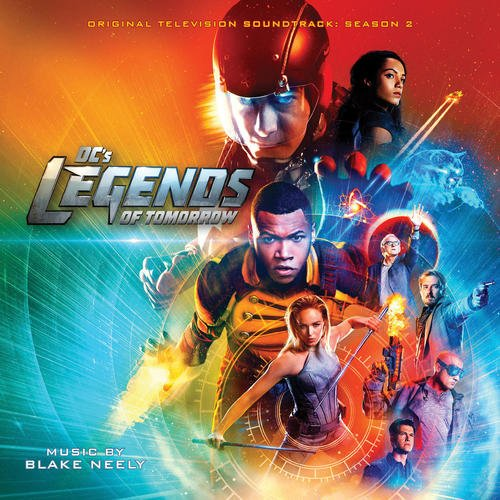Dc's Legends Of Tomorrow - Season 2: Limited Edition (Score) (Limited Edition)