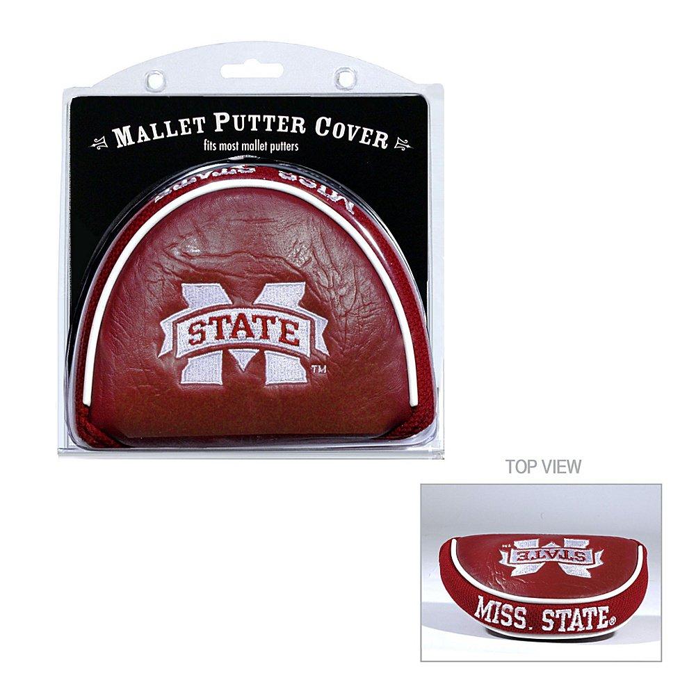 チームゴルフからミシシッピ州ブルドッグMalletパターカバー B017TXPXHK MISSISSIPPI STATE BULLDOG