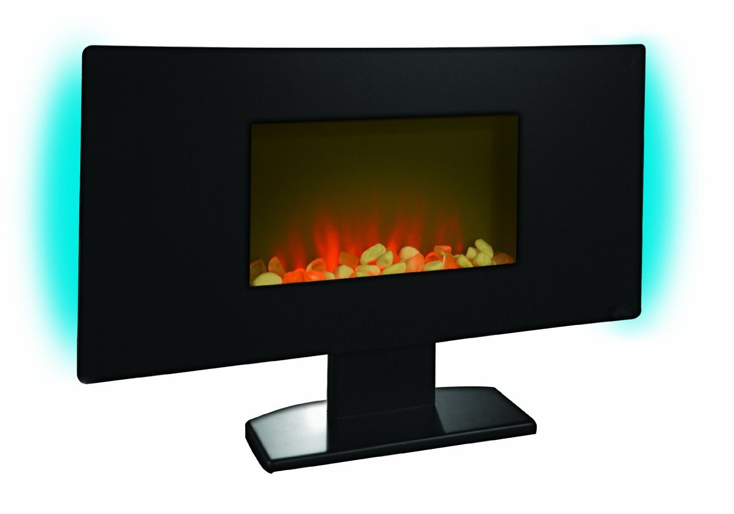 Amazon.com: Estate Design Electric Flat Panel Fireplace Heater: Home & Kitchen