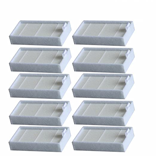 YTT alta calidad 10pcs filtro HEPA para Chuwi iLife V5 V3 V1 Serie ...