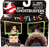 Ghostbusters Exclusive Best of Minimates Mini Figure 2Pack Dr. Peter Venkman Energized Terror Dog