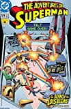 img - for Adventures of Superman (1986-2006) #579 book / textbook / text book