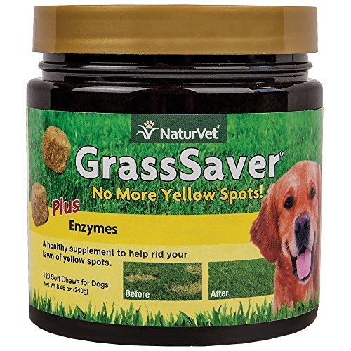 (GrassSaver Plus Enzymes Soft Chews (120 Count))