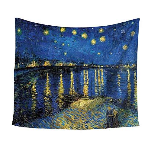 Expert choice for art tapestry van gogh