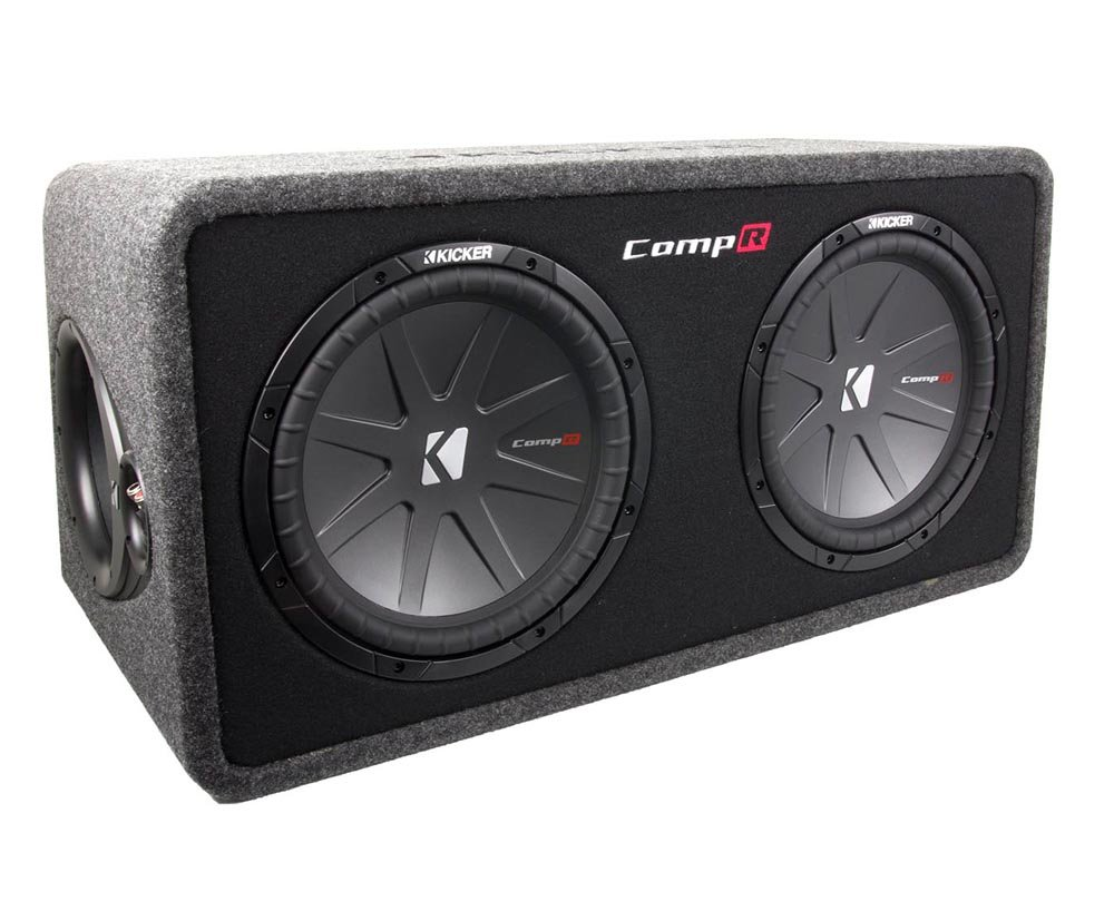Kicker 3200w Loaded Enclosure 3000w Amplifier Kit Kapasitor Bank The Punch 8 Farad Certified Refurbished Musical Instruments