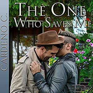 the one who saves me audio cover