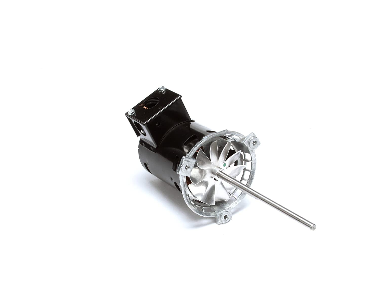 Image of Baxter 01-1000V8-00133 Motor, 3000 RPM, 6' Shaft, Fasco Commercial Cooking Equipment
