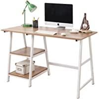 SogesHome Bureau Informatique Table Bureau Table Pliante Bureau Pliant Bureau,Tplus-OK-SH