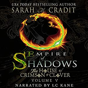 Empire of Shadows Audiobook