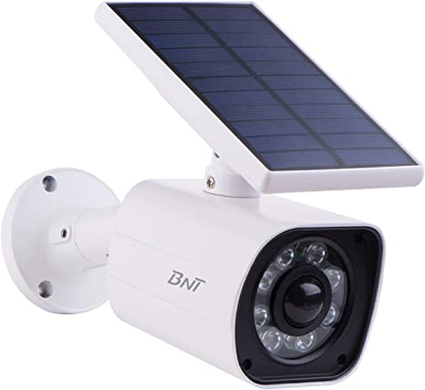 Amazon.com: Solar Motion Sensor Light,BNT Flood Light ...