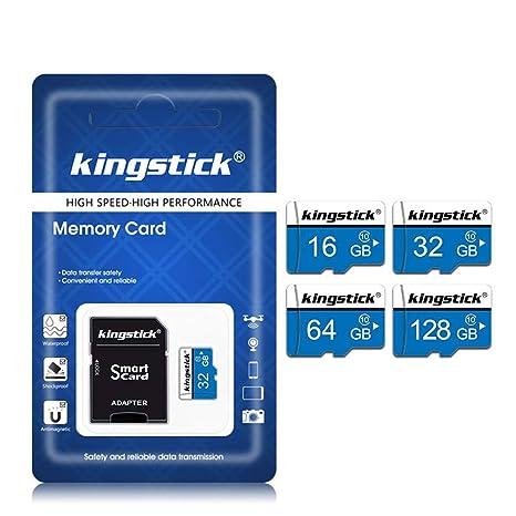 LJ2 Tarjeta de Memoria TF, Tarjeta Micro SD de 16GB/32GB/64GB ...