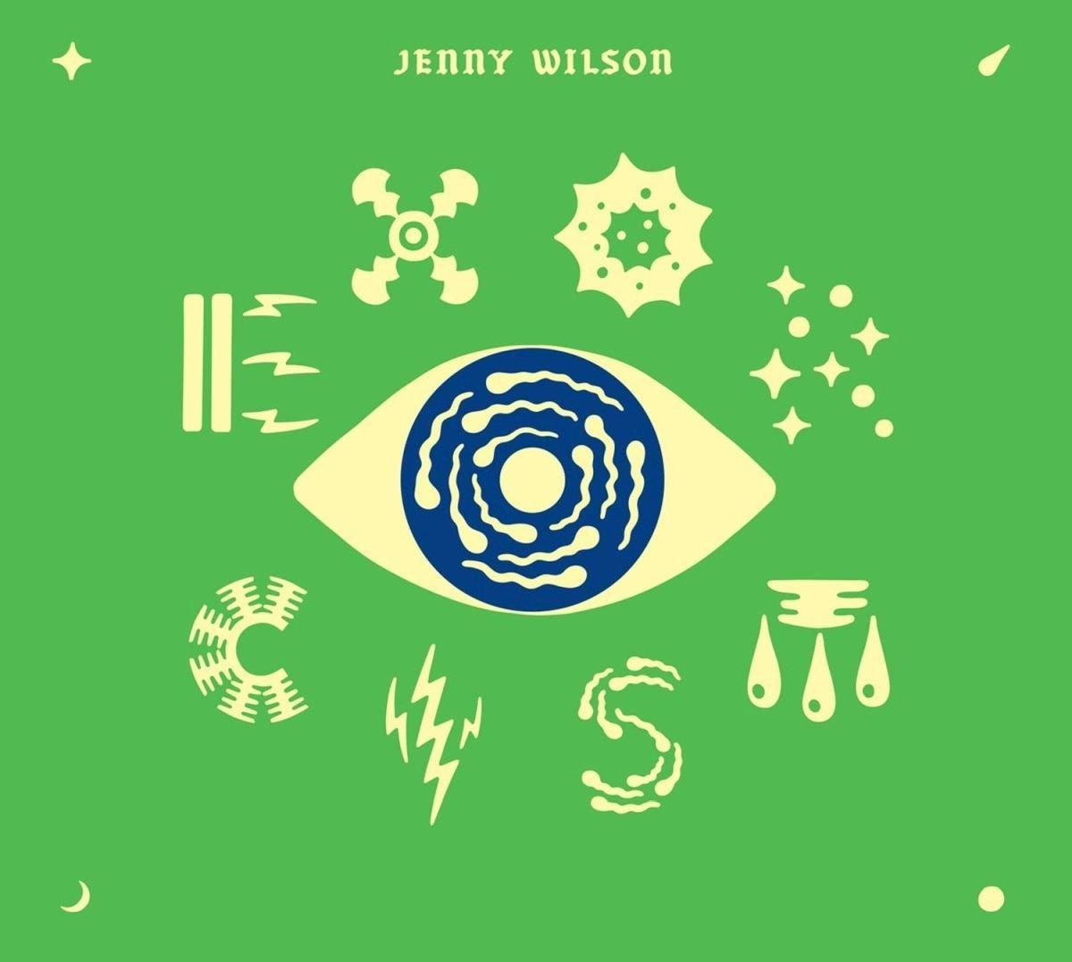 Vinilo : Jenny Wilson - Exorcism (United Kingdom - Import)