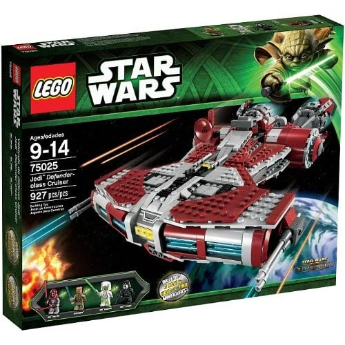 Lego - 300540 - Star Wars - 75025 - Corvette Jedi