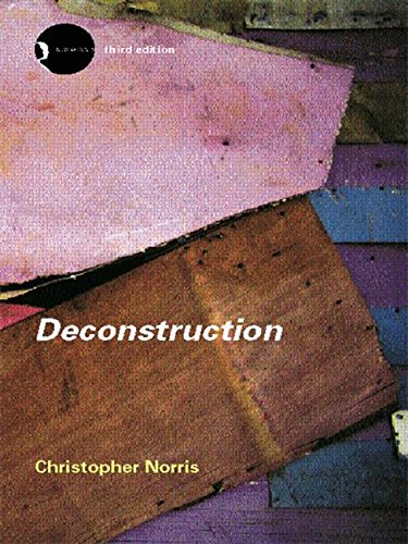 DECONSTRUCTION:THEORY+PRACTICE