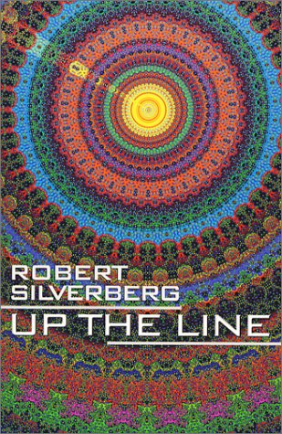 Book cover for Up the Line